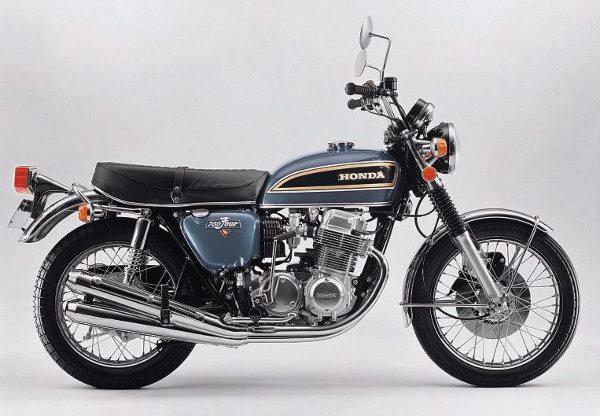 Esta moto foi eleita a motos do milênio passado