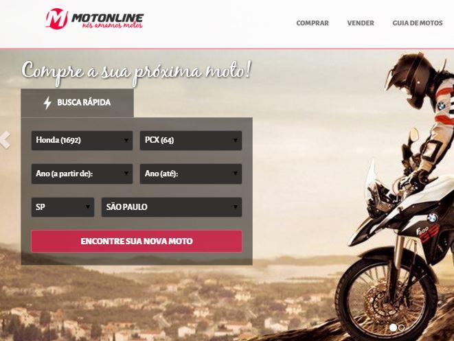 Antes de sair, consulte o Guia de Motos do Motonline para encontrar as melhores opções e não perder tempo