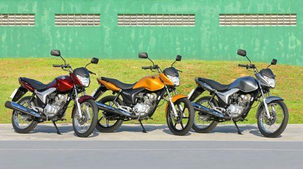Honda CG150 maior valor de revenda