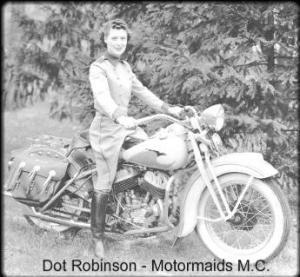 m_Dot Robinson - Motormaids M.C.