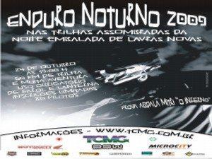 24 de outubro - Enduro Noturno 2009 – Lavras Novas(MG)