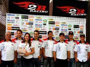 Foto: Da esquerda para a direita - Jorge Balbi (pai), Erick Bretz, Mariana Balbi, Jorge Balbi, Rodrigo Lama, Max Balbi, Pipo Castro e Nivaldo Viana Fred Mancini