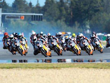 A Red Bull MotoGP Rookies Cup de 2010