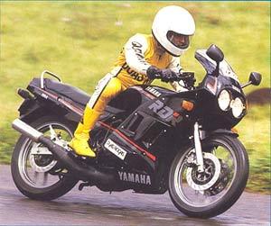 A última Yamaha RD 350LC