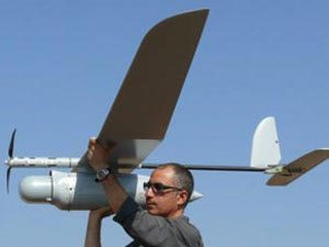 Aeronave autônoma a célula de combustível