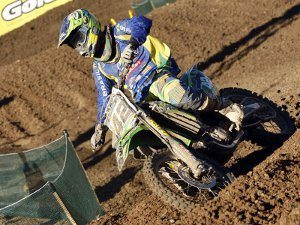 Foto: Balbi utilizou os produtos Pro Tork durante o Motocross das Nações 2010