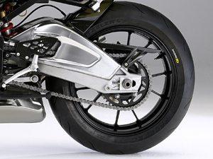 Foto: Relação longa - BMW Motorrad
