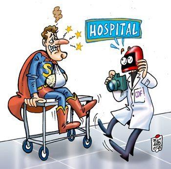 Alta hospitalar