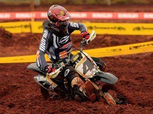 Foto: Higor Passos espera ficar entre os cinco primeiros colocados na Júnior