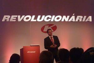 Foto: Claudio Rosa comanda a revolução.