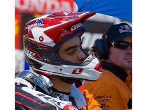 Foto: Balbi integra o Team Honda na Grande Final do Campeonato Mundial de Motocross