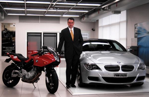 BMW acelera e cresce mais de 76%
