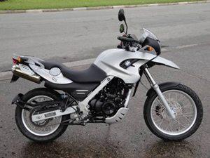 BMW alavanca vendas com primeira motocicleta montada fora da Europa