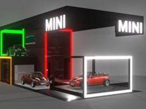 BMW e MINI terão stands de grife no Salão do Automóvel 2010