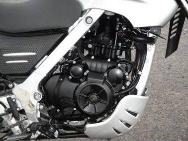 Motor projetado pela Rotax Austríaca produzido na China será montado em Manaus