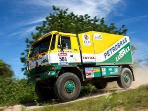 Brasil conquista terceira posição nos caminhões