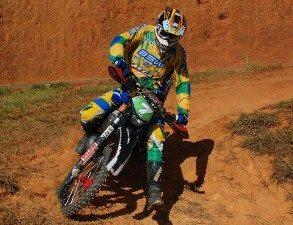 Foto: Pedro Plá/Divulgação CBM - Felipe Zanol foi o vencedor da 1ª etapa do Brasileiro na categoria XC1