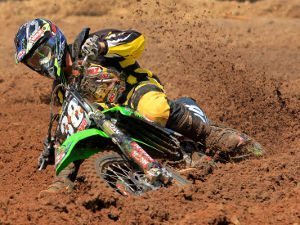 Foto: Ratinho é o segundo colocado na classificação da MX2