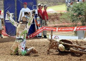 Foto: Daniel Marcus / Victor Feltz comema vitória na 1ª etapa