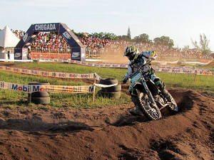 Foto: Paulo Stedile foi o campeão brasileiro na categoria VX1 em 2009