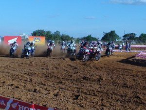 Foto: Holeshot do Leandro 14 - Bitenca