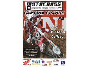 Campina Grande recebe Brasil Nordese de Motocross