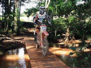 Foto: Sandro Hoffmann reassumiu a liderança do Brasileiro de Regulariade 2010