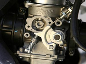 Foto: Carburador da YBR 125 - Bitenca