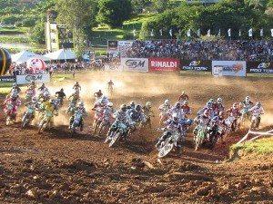 A cidade de Torres recebe o Gaúcho de Motocross pela primeira vez