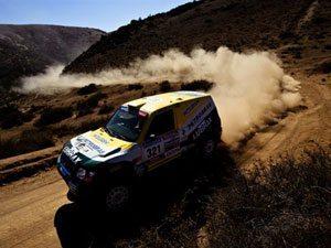 Carro da Petrobras Lubrax dá show na penúltima etapa