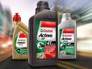 Castrol apresenta nova linha de lubrificantes para motos