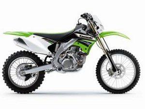 Chega a Kawasaki KLX450R