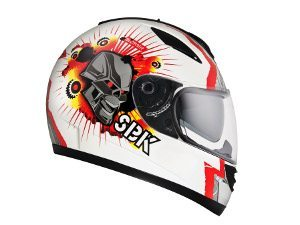Chegam os novos capacetes SBK