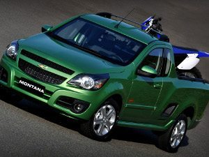 Chevrolet lança Nova Montana, pronta para o lazer e para o trabalho
