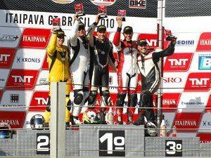 Foto: Vencedor da última etapa do TNT na Pro-AM, Diego Pretel lidera na tabela de classificação com 101 pontos