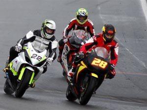 Foto: Maycon Zandavalli teve de assistir à prova dos boxes em Interlagos