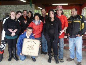 Começou o I Encontro Nacional de Motonliners em Curitiba