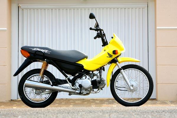 Titan 150 Ks 2006 - Motor polido - YouTube