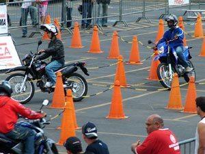 Foto: Modelos Yamaha até 250cc serão oferecidos para test drive