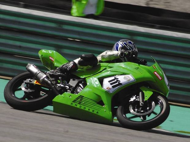 Copa Europeia Júnior correrá de Kawasaki 250 no Mundial de Superbike