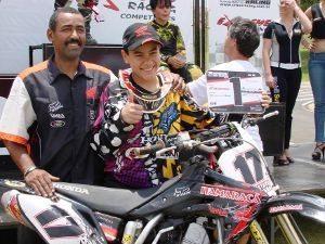 Foto: Gustavo Pessoa, campeão.