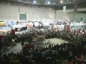 Foto: O sucesso de público é um dos motivos para a ampliação da área da feira