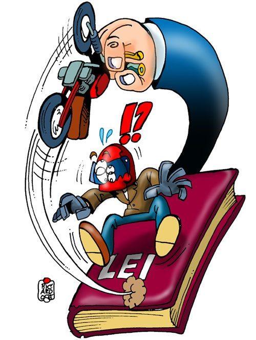 Crítica ao projeto de lei que proíbe motocicletas de 125/150cc de