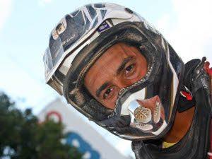 Foto: Dário Júlio, piloto Honda no Rally dos Sertões 2010