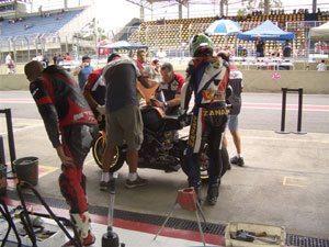 Deu dobradinha MVK na categoria 600 cc nas 500 Milhas de Interlagos