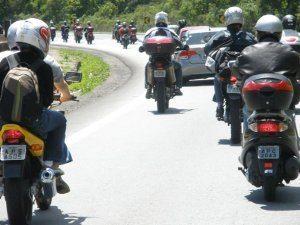 Foto: Daíza Lacerda / Motocicletas e automóveis: a procura do equilíbrio
