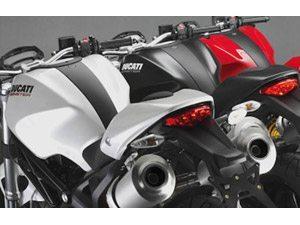 Ducati Monster 696, o mito está mais em conta