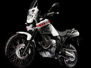 Foto: Yamaha Ténéré XT660 - Foto Divulgação