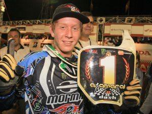 Foto: Anderson busca seu terceiro título em 2010 pela 2B Duracell Racing