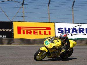 Foto: Lucas Teodoro dominou a 250cc